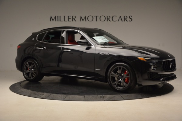New 2018 Maserati Levante S GranSport for sale Sold at Pagani of Greenwich in Greenwich CT 06830 10