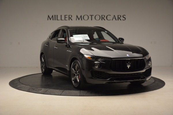 New 2018 Maserati Levante S GranSport for sale Sold at Pagani of Greenwich in Greenwich CT 06830 11