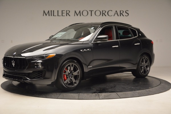 New 2018 Maserati Levante S GranSport for sale Sold at Pagani of Greenwich in Greenwich CT 06830 2