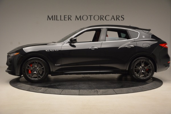 New 2018 Maserati Levante S GranSport for sale Sold at Pagani of Greenwich in Greenwich CT 06830 3