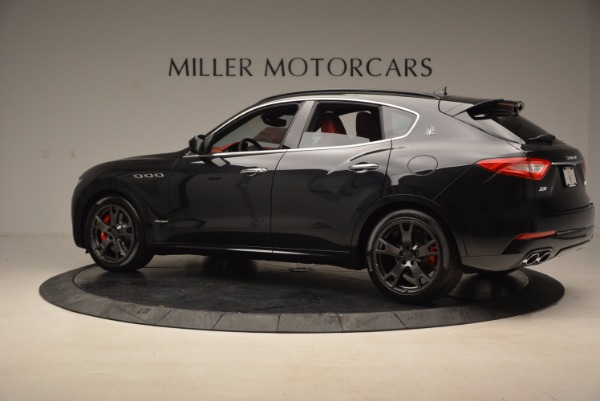 New 2018 Maserati Levante S GranSport for sale Sold at Pagani of Greenwich in Greenwich CT 06830 4