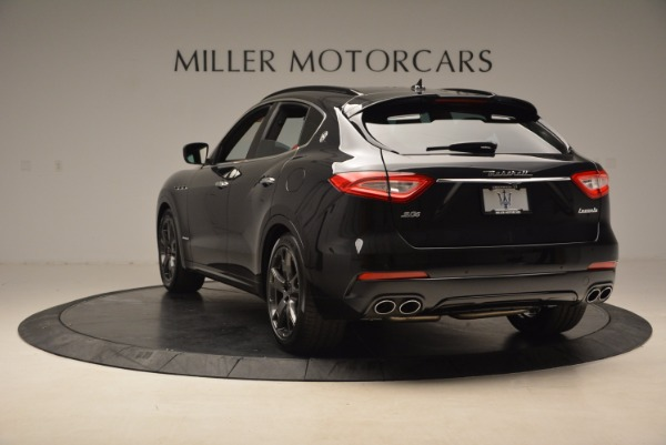 New 2018 Maserati Levante S GranSport for sale Sold at Pagani of Greenwich in Greenwich CT 06830 5