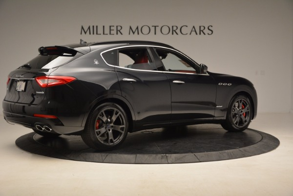 New 2018 Maserati Levante S GranSport for sale Sold at Pagani of Greenwich in Greenwich CT 06830 8