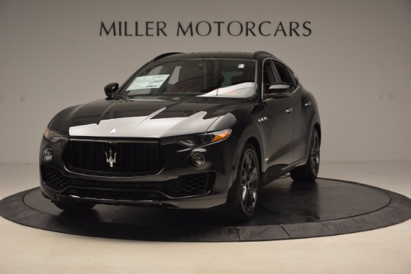 New 2018 Maserati Levante S GranSport for sale Sold at Pagani of Greenwich in Greenwich CT 06830 1