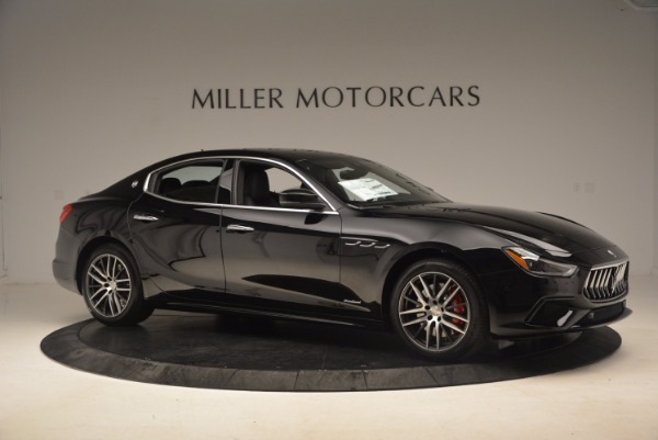 Used 2018 Maserati Ghibli S Q4 Gransport for sale Sold at Pagani of Greenwich in Greenwich CT 06830 10