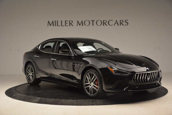 Used 2018 Maserati Ghibli S Q4 Gransport for sale Sold at Pagani of Greenwich in Greenwich CT 06830 11