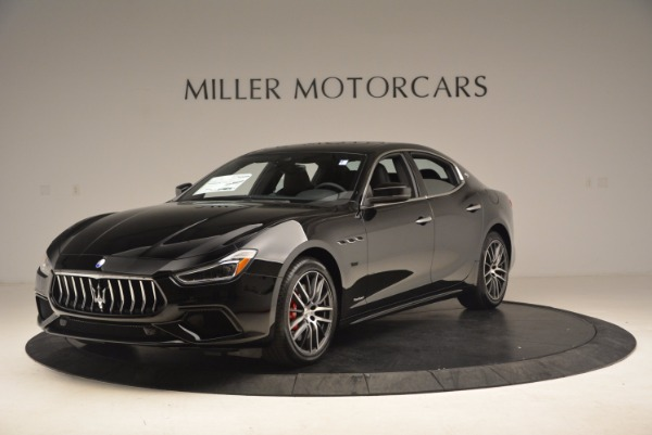 Used 2018 Maserati Ghibli S Q4 Gransport for sale Sold at Pagani of Greenwich in Greenwich CT 06830 2