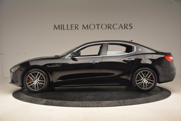 Used 2018 Maserati Ghibli S Q4 Gransport for sale Sold at Pagani of Greenwich in Greenwich CT 06830 3