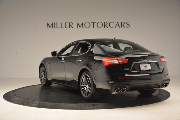 Used 2018 Maserati Ghibli S Q4 Gransport for sale Sold at Pagani of Greenwich in Greenwich CT 06830 5