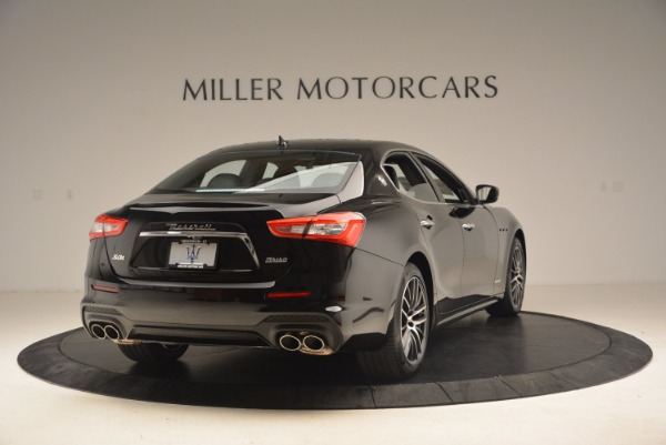 Used 2018 Maserati Ghibli S Q4 Gransport for sale Sold at Pagani of Greenwich in Greenwich CT 06830 7