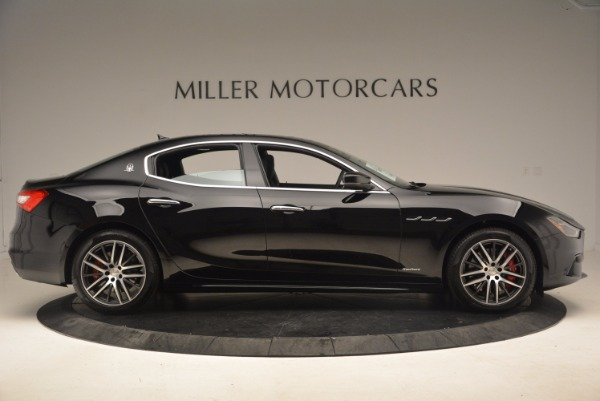 Used 2018 Maserati Ghibli S Q4 Gransport for sale Sold at Pagani of Greenwich in Greenwich CT 06830 9