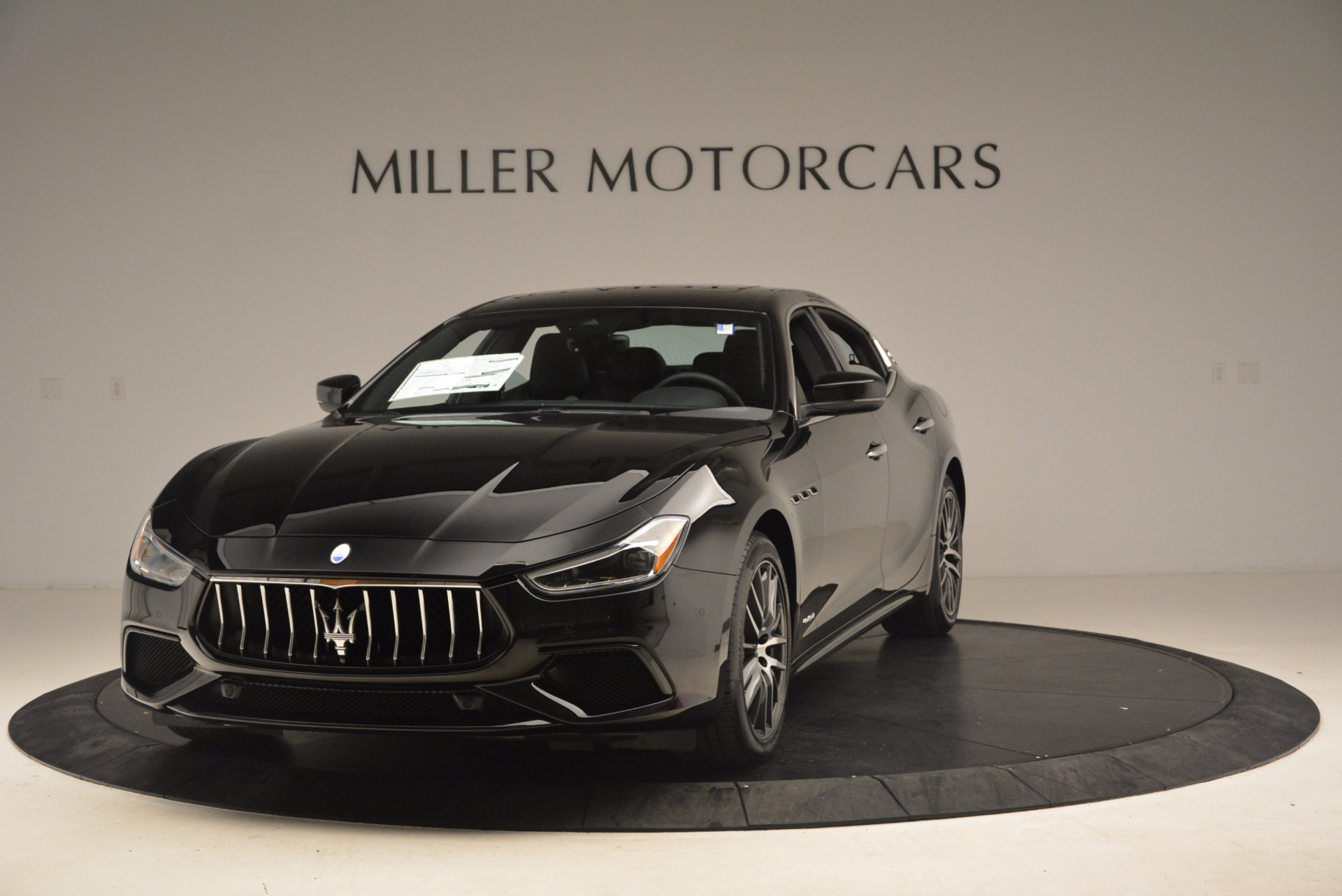 Used 2018 Maserati Ghibli S Q4 Gransport for sale Sold at Pagani of Greenwich in Greenwich CT 06830 1