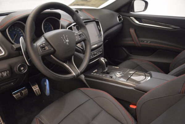 New 2018 Maserati Ghibli S Q4 GranSport for sale Sold at Pagani of Greenwich in Greenwich CT 06830 13