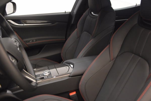 New 2018 Maserati Ghibli S Q4 GranSport for sale Sold at Pagani of Greenwich in Greenwich CT 06830 15