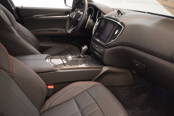 New 2018 Maserati Ghibli S Q4 GranSport for sale Sold at Pagani of Greenwich in Greenwich CT 06830 19