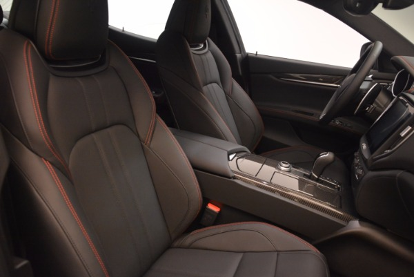 New 2018 Maserati Ghibli S Q4 GranSport for sale Sold at Pagani of Greenwich in Greenwich CT 06830 21