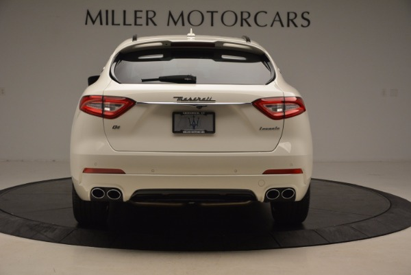 New 2018 Maserati Levante Q4 GranSport for sale Sold at Pagani of Greenwich in Greenwich CT 06830 6