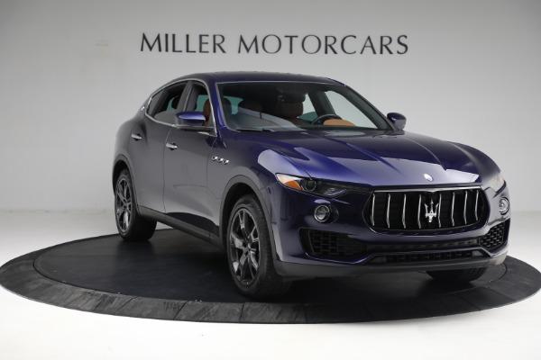 Used 2018 Maserati Levante Q4 for sale $57,900 at Pagani of Greenwich in Greenwich CT 06830 11