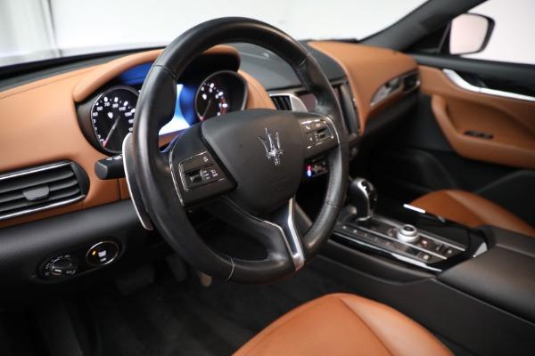 Used 2018 Maserati Levante Q4 for sale $57,900 at Pagani of Greenwich in Greenwich CT 06830 13