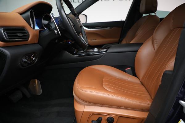 Used 2018 Maserati Levante Q4 for sale $57,900 at Pagani of Greenwich in Greenwich CT 06830 14