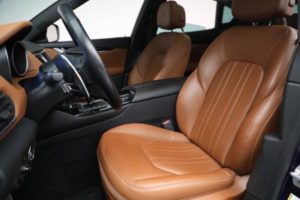 Used 2018 Maserati Levante Q4 for sale $57,900 at Pagani of Greenwich in Greenwich CT 06830 15
