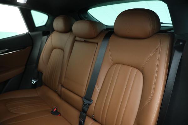 Used 2018 Maserati Levante Q4 for sale $57,900 at Pagani of Greenwich in Greenwich CT 06830 17