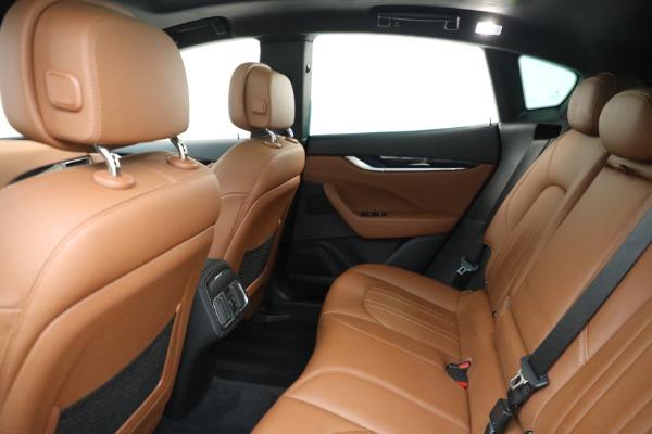 Used 2018 Maserati Levante Q4 for sale $57,900 at Pagani of Greenwich in Greenwich CT 06830 18