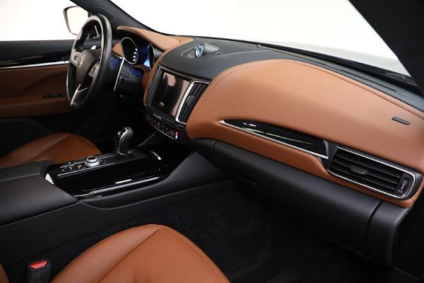 Used 2018 Maserati Levante Q4 for sale $57,900 at Pagani of Greenwich in Greenwich CT 06830 21