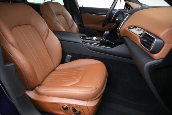 Used 2018 Maserati Levante Q4 for sale $57,900 at Pagani of Greenwich in Greenwich CT 06830 23