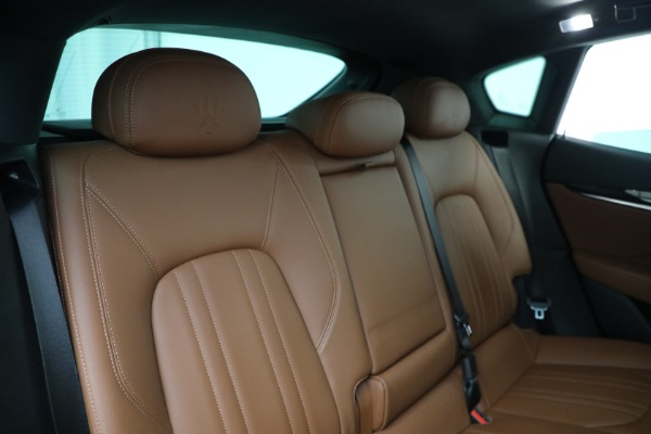 Used 2018 Maserati Levante Q4 for sale $57,900 at Pagani of Greenwich in Greenwich CT 06830 24