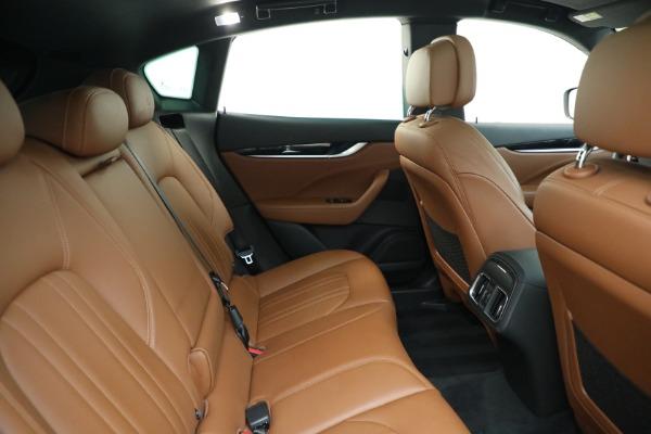 Used 2018 Maserati Levante Q4 for sale $57,900 at Pagani of Greenwich in Greenwich CT 06830 25