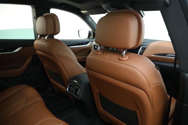 Used 2018 Maserati Levante Q4 for sale $57,900 at Pagani of Greenwich in Greenwich CT 06830 26