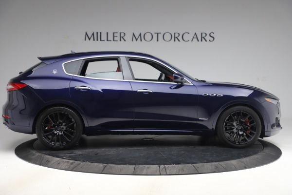 Used 2018 Maserati Levante S GranSport for sale $66,900 at Pagani of Greenwich in Greenwich CT 06830 10