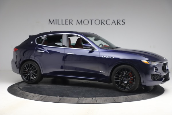 Used 2018 Maserati Levante S GranSport for sale $66,900 at Pagani of Greenwich in Greenwich CT 06830 11
