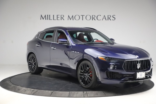 Used 2018 Maserati Levante S GranSport for sale $66,900 at Pagani of Greenwich in Greenwich CT 06830 12