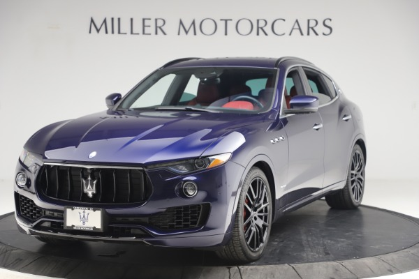 Used 2018 Maserati Levante S GranSport for sale $66,900 at Pagani of Greenwich in Greenwich CT 06830 2