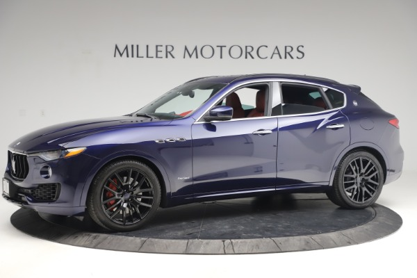 Used 2018 Maserati Levante S GranSport for sale $66,900 at Pagani of Greenwich in Greenwich CT 06830 3