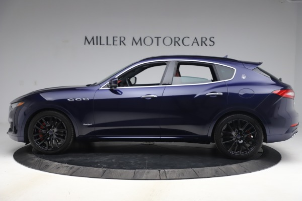 Used 2018 Maserati Levante S GranSport for sale $66,900 at Pagani of Greenwich in Greenwich CT 06830 4