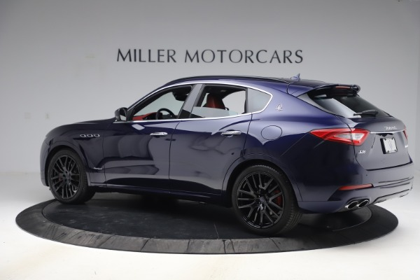 Used 2018 Maserati Levante S GranSport for sale $66,900 at Pagani of Greenwich in Greenwich CT 06830 5