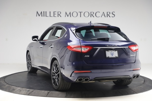 Used 2018 Maserati Levante S GranSport for sale $66,900 at Pagani of Greenwich in Greenwich CT 06830 6