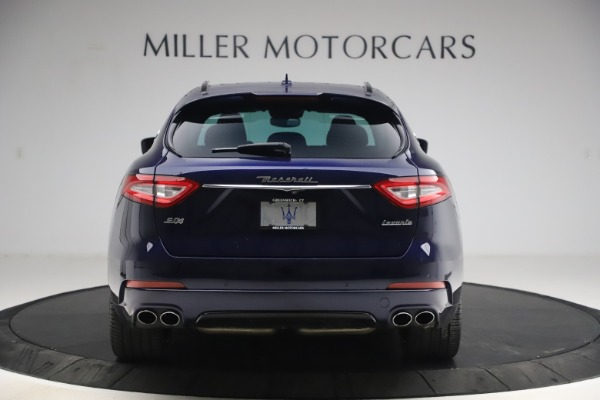 Used 2018 Maserati Levante S GranSport for sale $66,900 at Pagani of Greenwich in Greenwich CT 06830 7