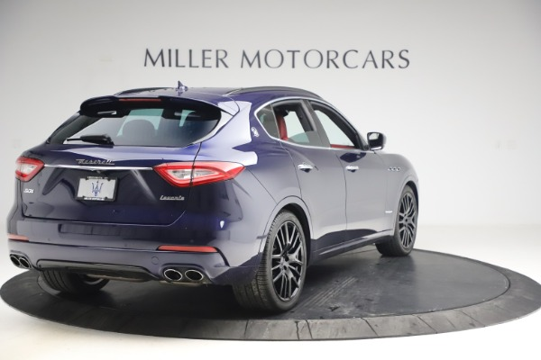 Used 2018 Maserati Levante S GranSport for sale $66,900 at Pagani of Greenwich in Greenwich CT 06830 8