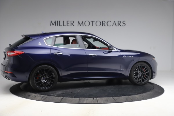 Used 2018 Maserati Levante S GranSport for sale $66,900 at Pagani of Greenwich in Greenwich CT 06830 9