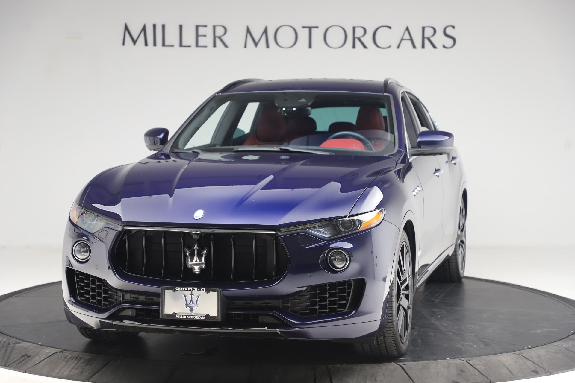 Used 2018 Maserati Levante S GranSport for sale $66,900 at Pagani of Greenwich in Greenwich CT 06830 1
