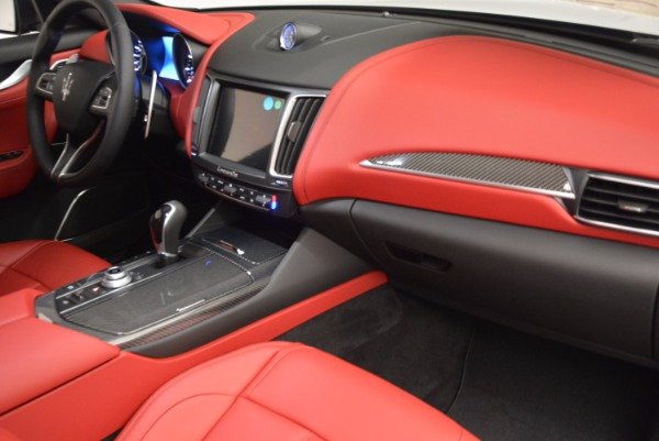 New 2018 Maserati Levante Q4 GranSport for sale Sold at Pagani of Greenwich in Greenwich CT 06830 14