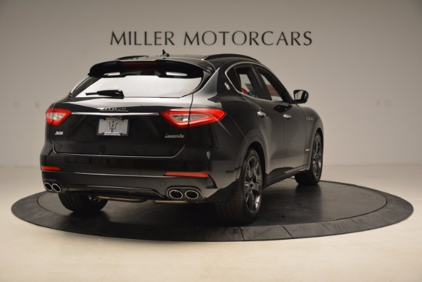 New 2018 Maserati Levante Q4 GranSport for sale Sold at Pagani of Greenwich in Greenwich CT 06830 7