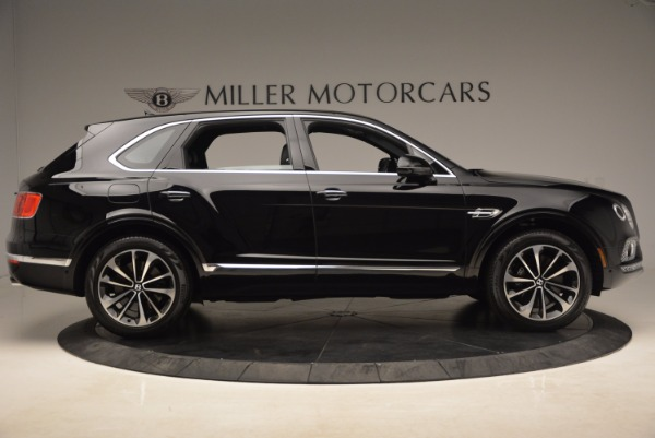 Used 2018 Bentley Bentayga Onyx for sale $145,900 at Pagani of Greenwich in Greenwich CT 06830 11