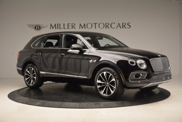 Used 2018 Bentley Bentayga Onyx Edition for sale $139,900 at Pagani of Greenwich in Greenwich CT 06830 12