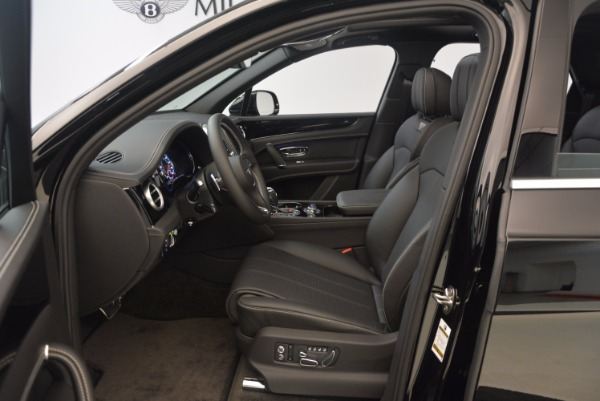 Used 2018 Bentley Bentayga Onyx Edition for sale $139,900 at Pagani of Greenwich in Greenwich CT 06830 19