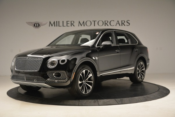 Used 2018 Bentley Bentayga Onyx Edition for sale $139,900 at Pagani of Greenwich in Greenwich CT 06830 2